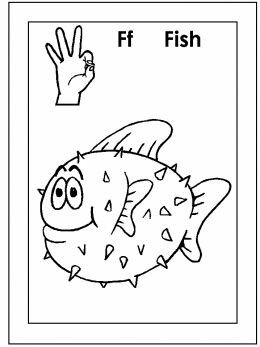sign language alphabet coloring pages asl for f coloring page sign language alphabet sign coloring alphabet sign pages language