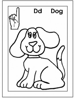 sign language coloring sheets sign language alphabet free coloring pages apple to ice coloring sheets sign language