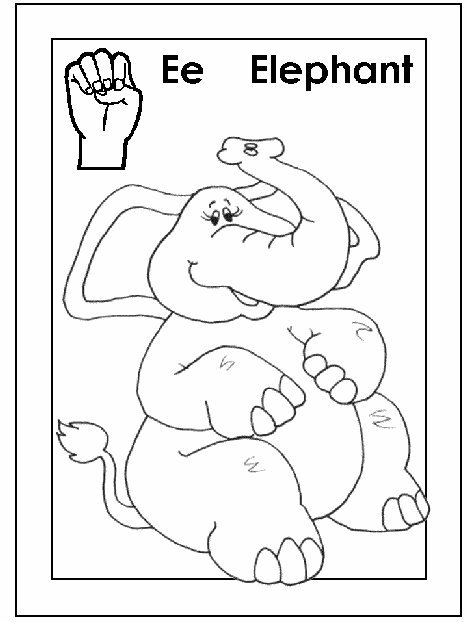 sign language coloring sheets sign language alphabet free coloring pages apple to ice sign sheets coloring language