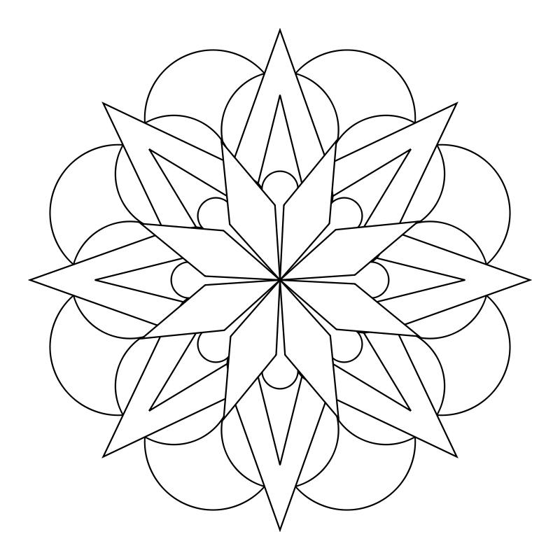 simple mandalas book review the art of mandala meditation by michal mandalas simple