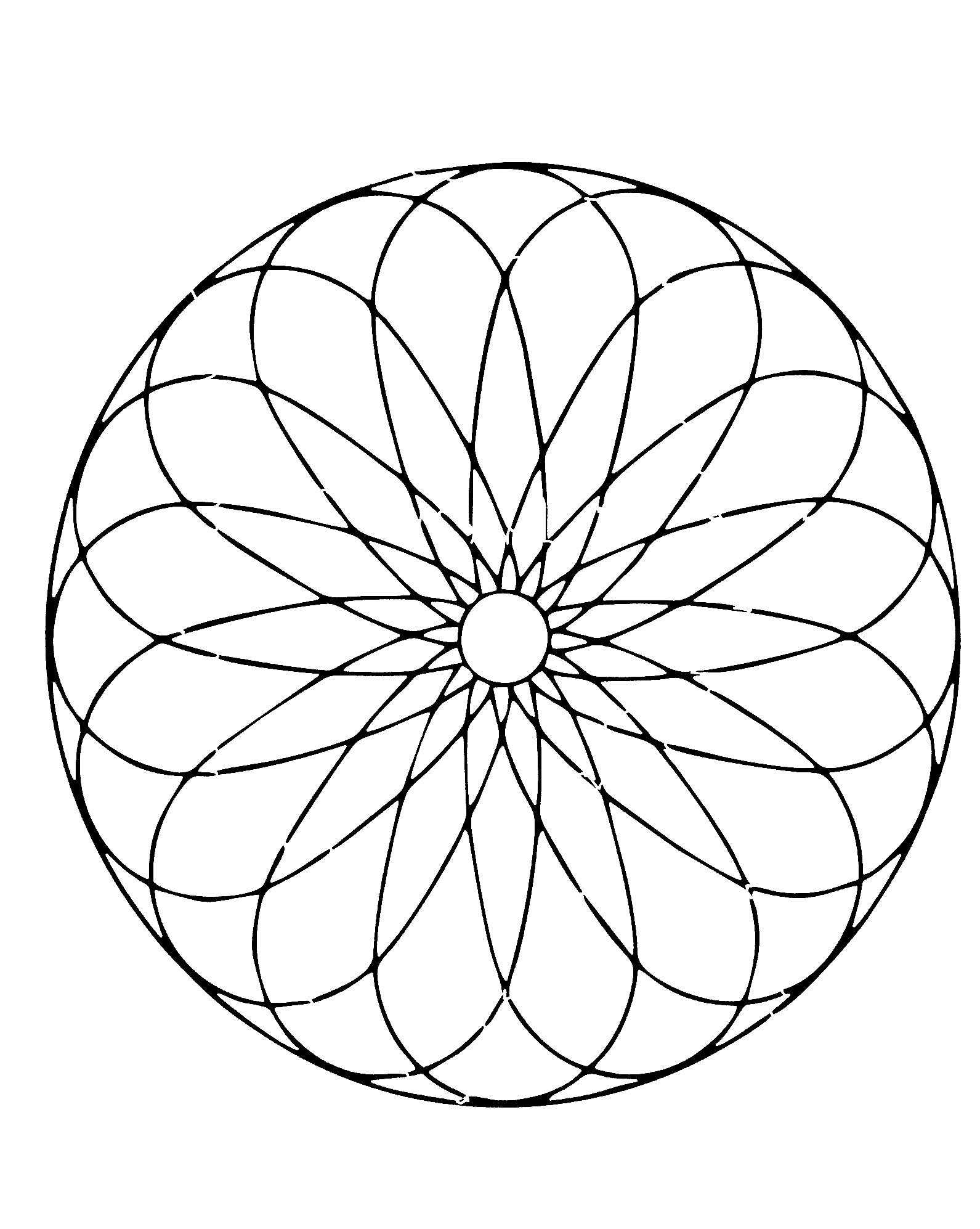 simple mandalas jennys middle page if you see this youre on the wrong simple mandalas