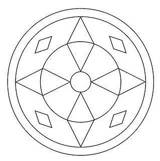 simple mandalas simple mandala 72 malas coloring pages for kids to simple mandalas