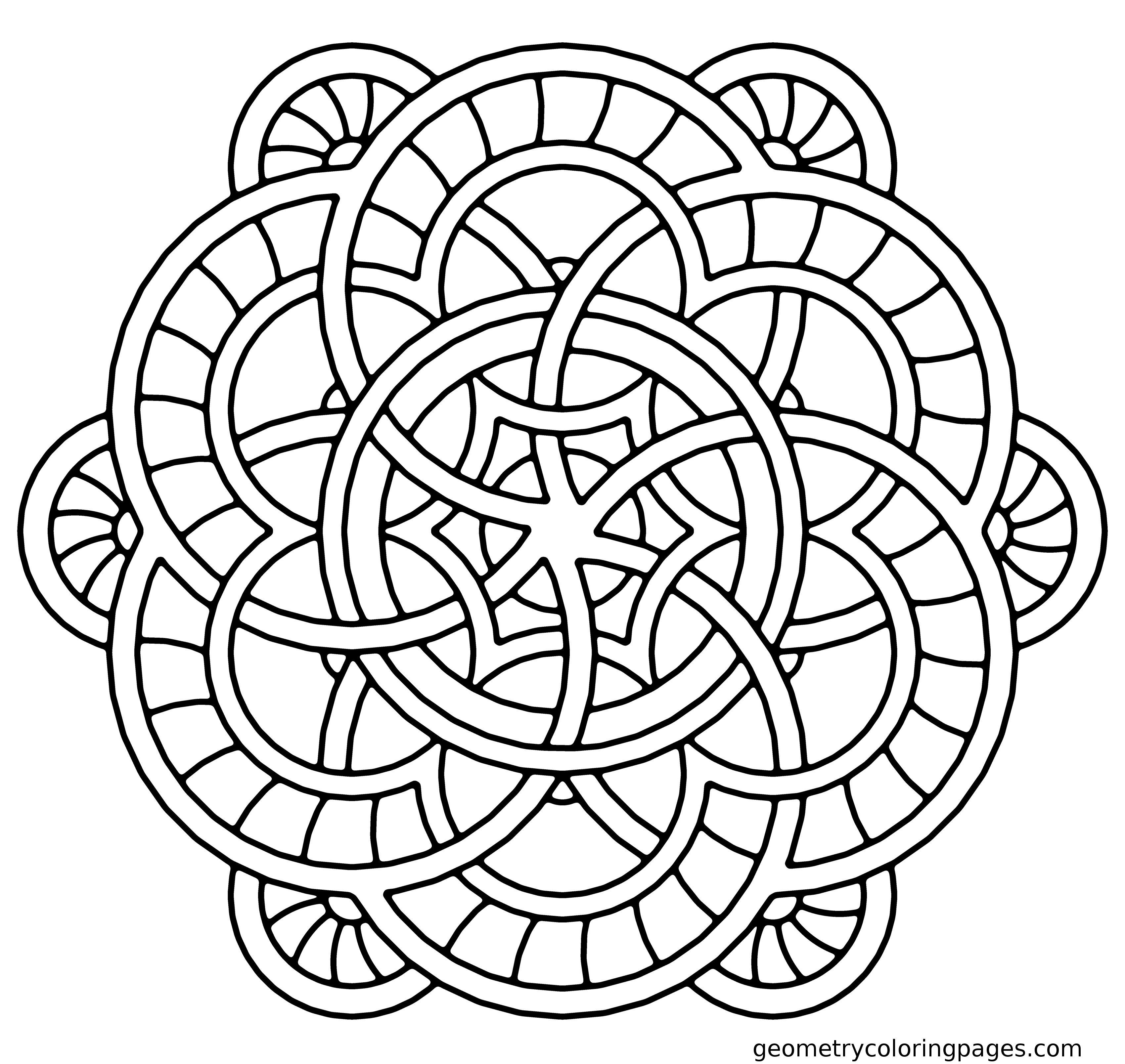 simple mandalas simple mandala with flower coloring page free printable simple mandalas
