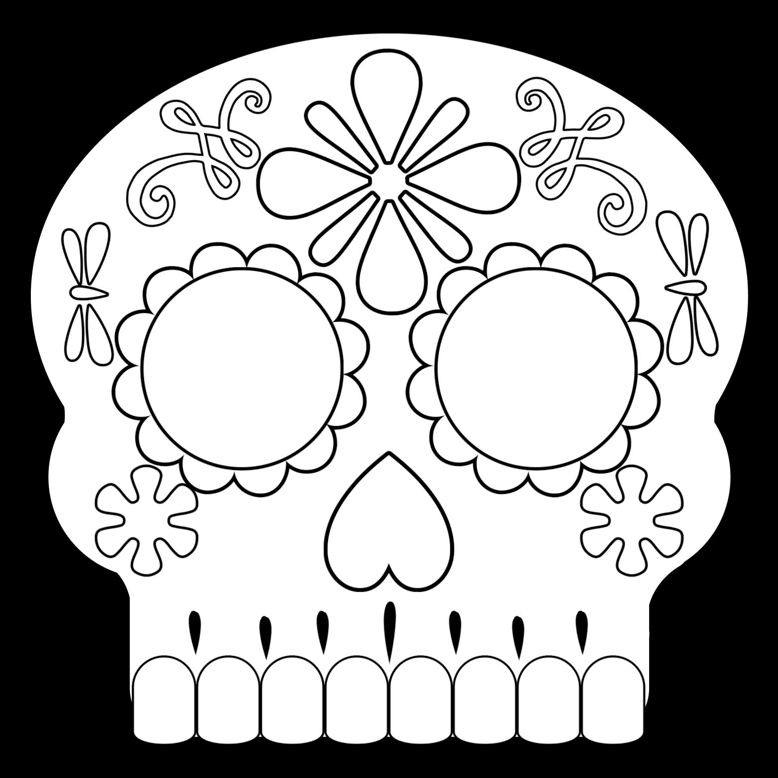 skeleton mask printable day of the dead masks sugar skulls free printable paper printable skeleton mask