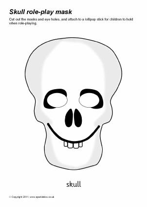 skeleton mask printable punisher costume etsy printable mask skeleton