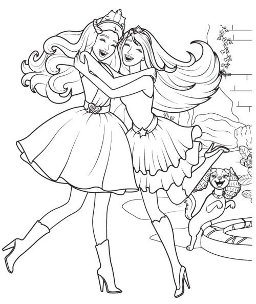 skipper coloring pages barbie life in the dreamhouse coloring pages coloring pages skipper pages coloring