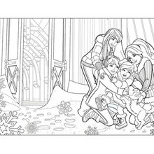 skipper coloring pages barbie39s christmas story coloring pages hellokidscom coloring pages skipper