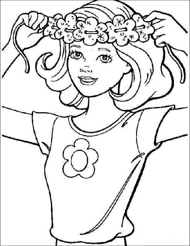 skipper coloring pages flower power skipper barbie coloring pages barbie skipper pages coloring