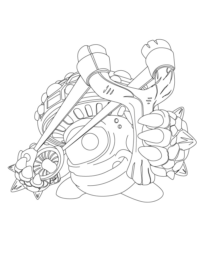 skylanders colouring pages online 1000 images about skylanders coloring pages on pinterest pages skylanders online colouring