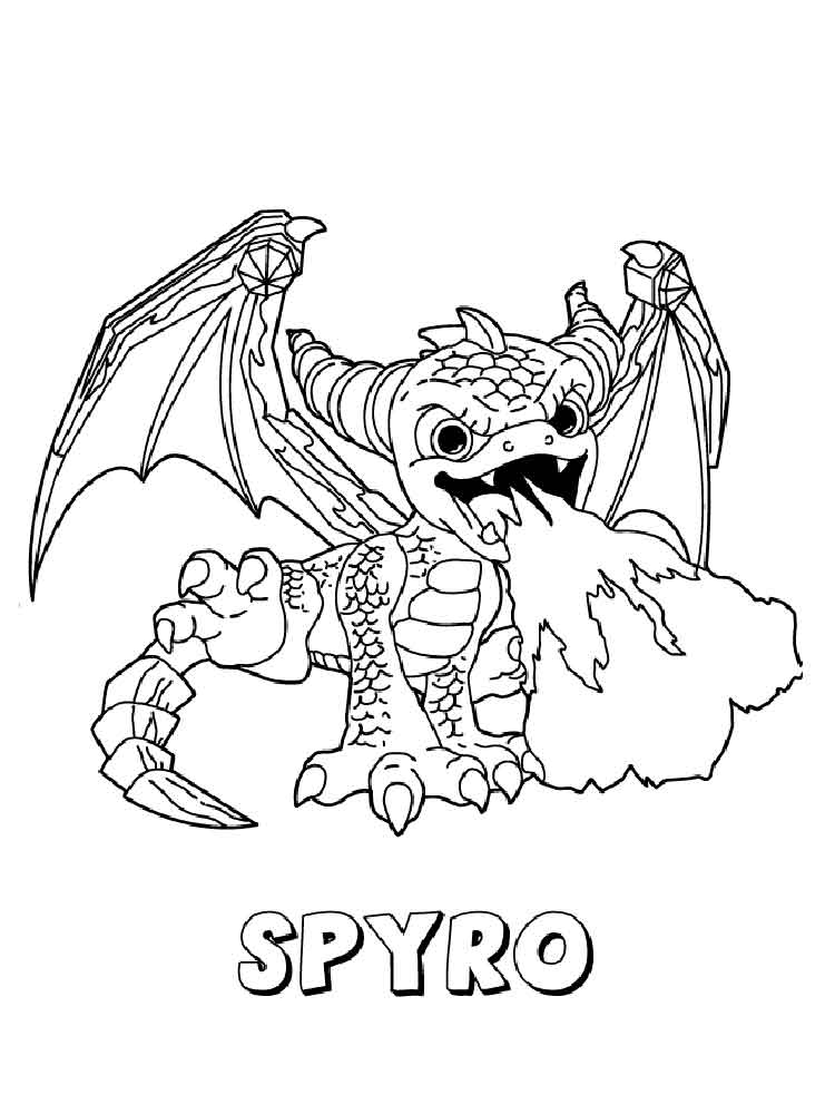 skylanders colouring pages online free printable skylander giants coloring pages for kids skylanders online colouring pages