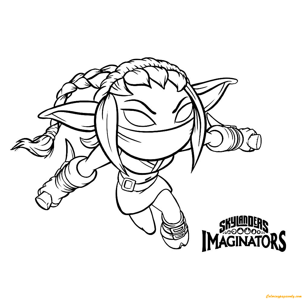 skylanders colouring pages online skylanders magic element coloring pages minister coloring online pages skylanders colouring