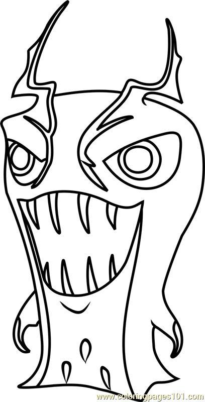 slugterra slugterra dirt urchin coloring pages sketch coloring page slugterra