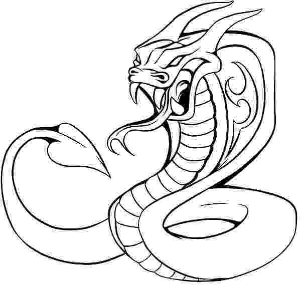 snake coloring page king cobra coloring pages coloring pages king cobra color coloring snake page