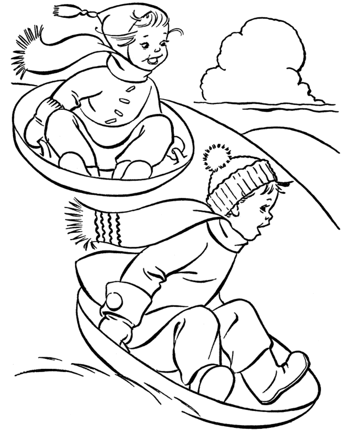 snow coloring page season and weather coloring pages momjunction page snow coloring