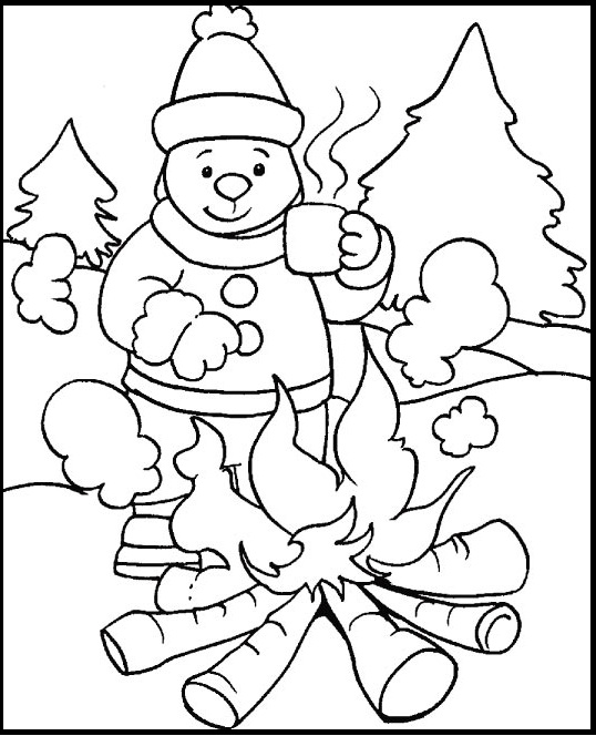 snow coloring page sports photograph coloring pages kids winter sports snow page coloring