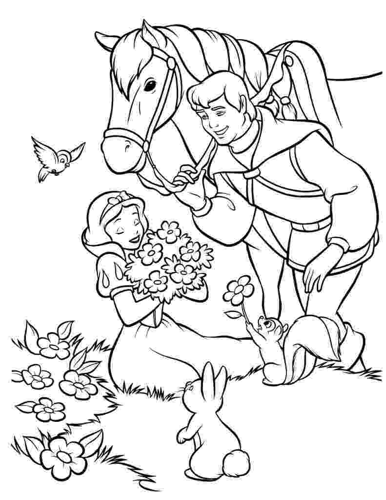 snow white coloring snow white coloring pages disneyclipscom snow white coloring