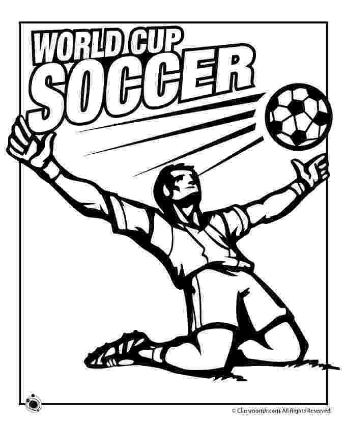 soccer coloring pages for kids soccer world cup coloring page woo jr kids activities pages coloring soccer for kids
