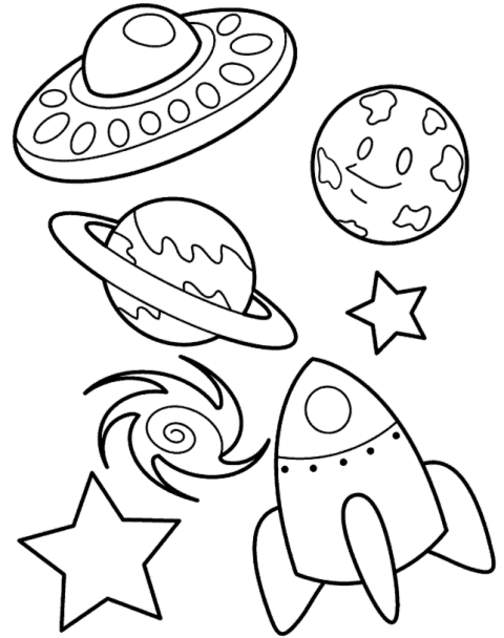 solar system coloring color the solar system solar coloring system