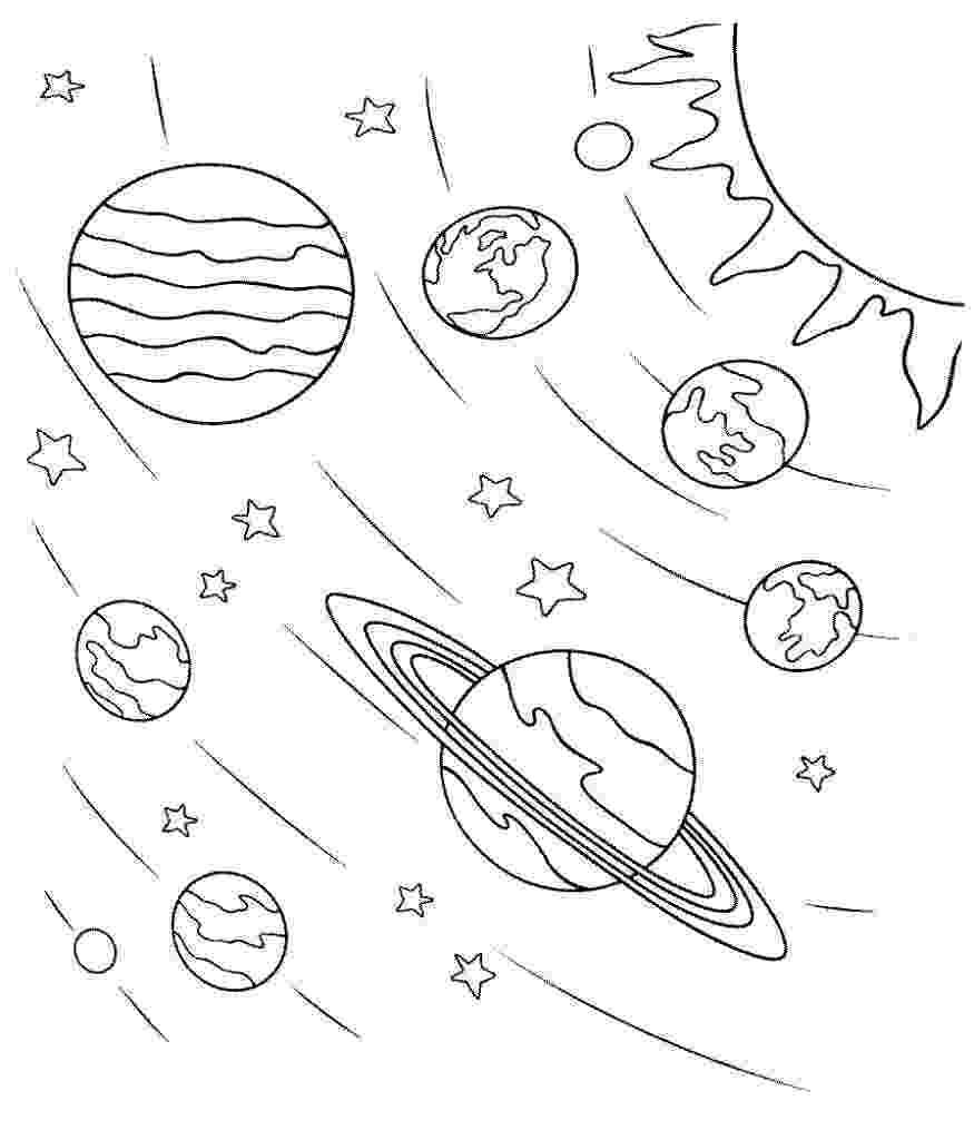 solar system coloring printable solar system coloring pages for kids cool2bkids coloring system solar