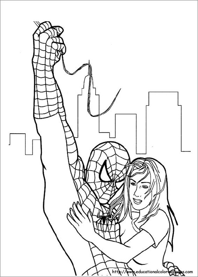 spiderman coloring page 30 spiderman colouring pages printable colouring pages free premium templates coloring page spiderman