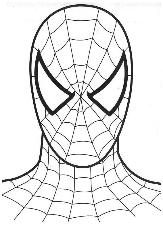 spiderman coloring page spiderman coloring pages coloringpagesabccom coloring spiderman page