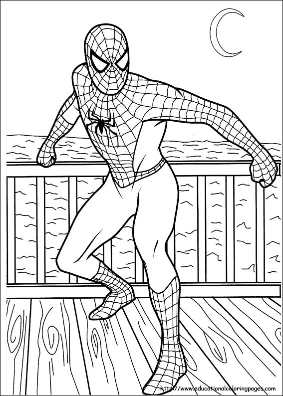 spiderman coloring page spiderman coloring pages the sun flower pages page coloring spiderman