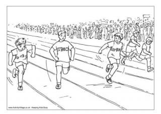 sports day colouring field day fun freebie coloring and writing sheets by colouring day sports