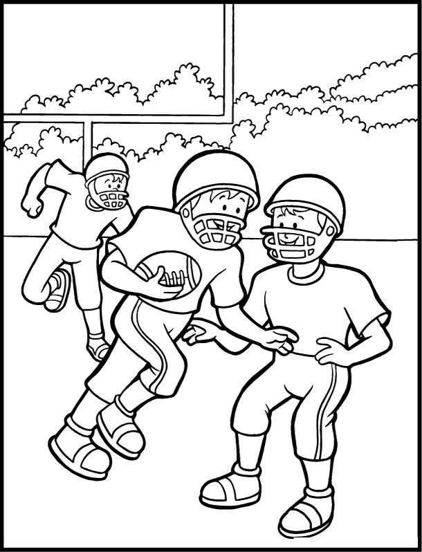 sports day colouring football coloring pages online drawing football sports day colouring