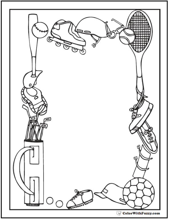 sports day colouring pin by get highit on coloring pages sports coloring colouring day sports