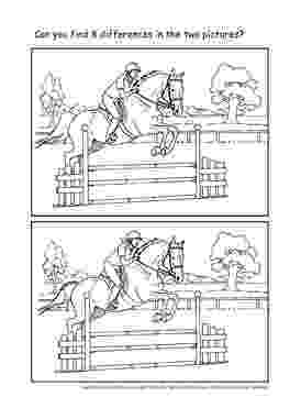 spot the difference puzzles to print 16 best images of spot the difference worksheets for kids print spot the puzzles difference to
