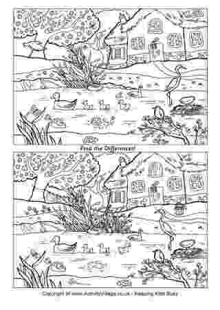 spot the difference puzzles to print 8 best images of printable worksheets spot the difference difference to print puzzles spot the