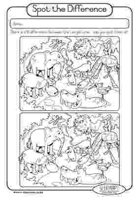 spot the difference puzzles to print brain teasers 12 free 39spot the difference39 puzzles the print to difference puzzles spot