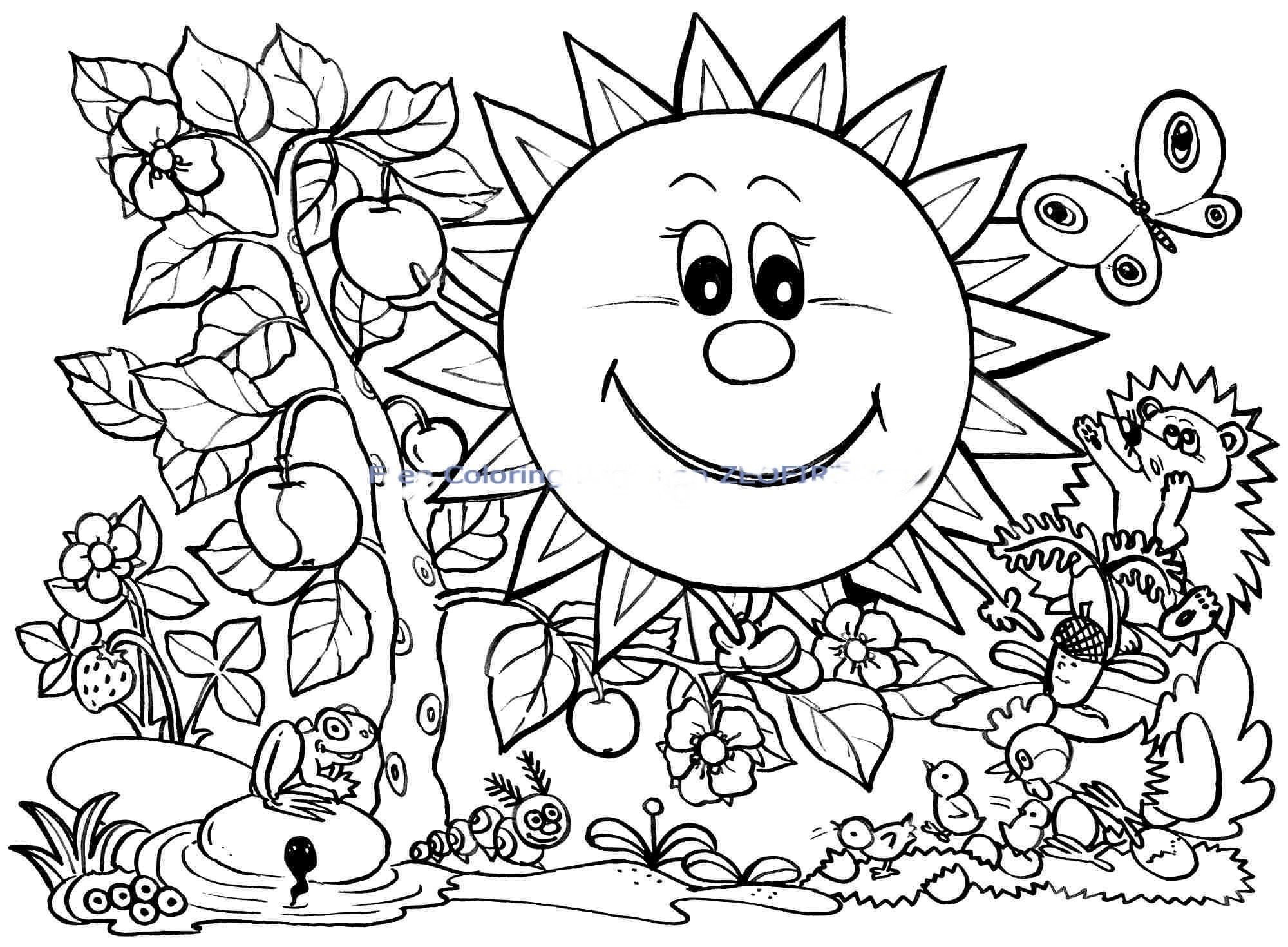 spring break coloring pages spring break coloring page wecoloringpagecom spring coloring break pages