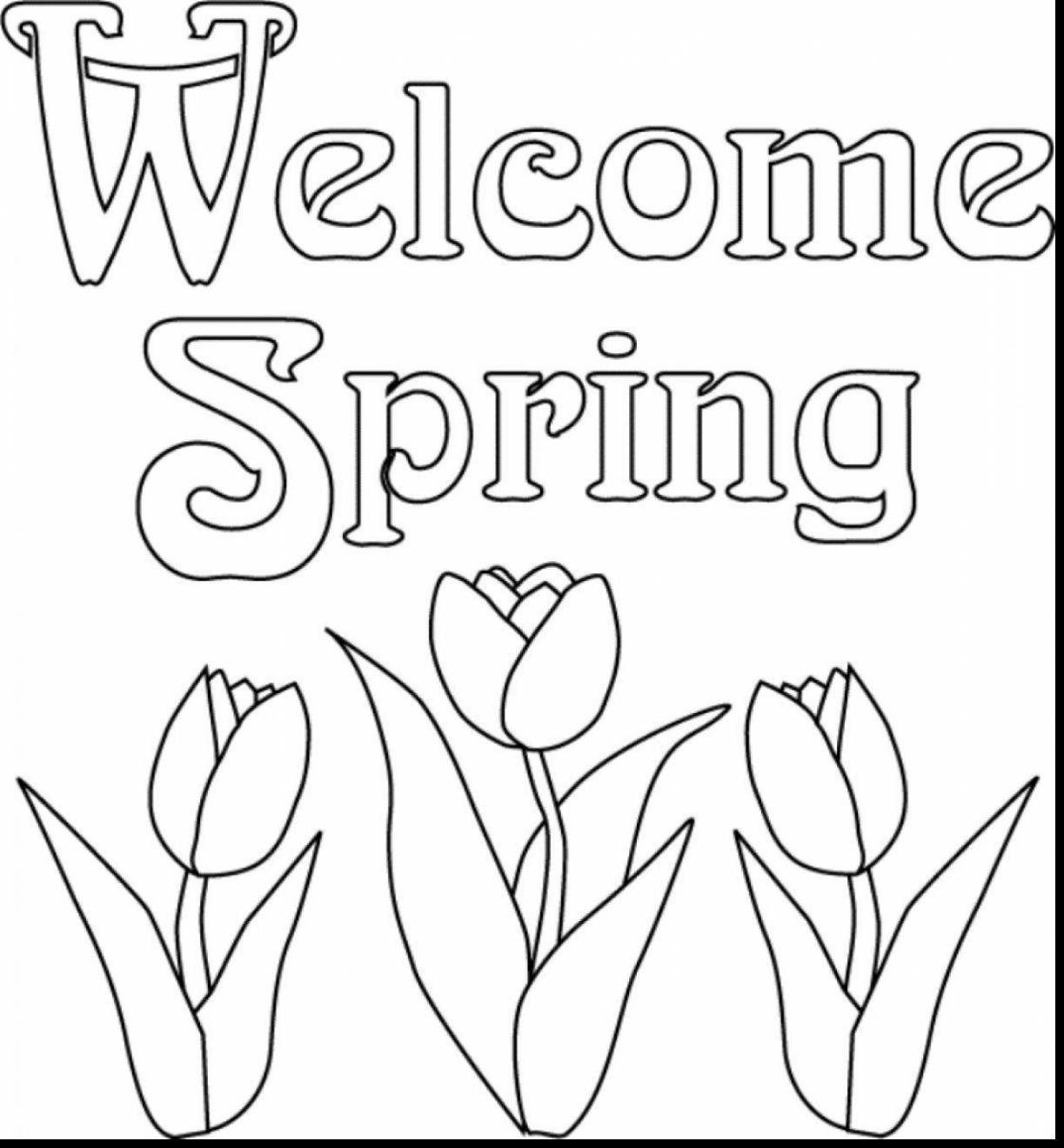 spring break coloring pages spring break coloring pages at getcoloringscom free break pages coloring spring