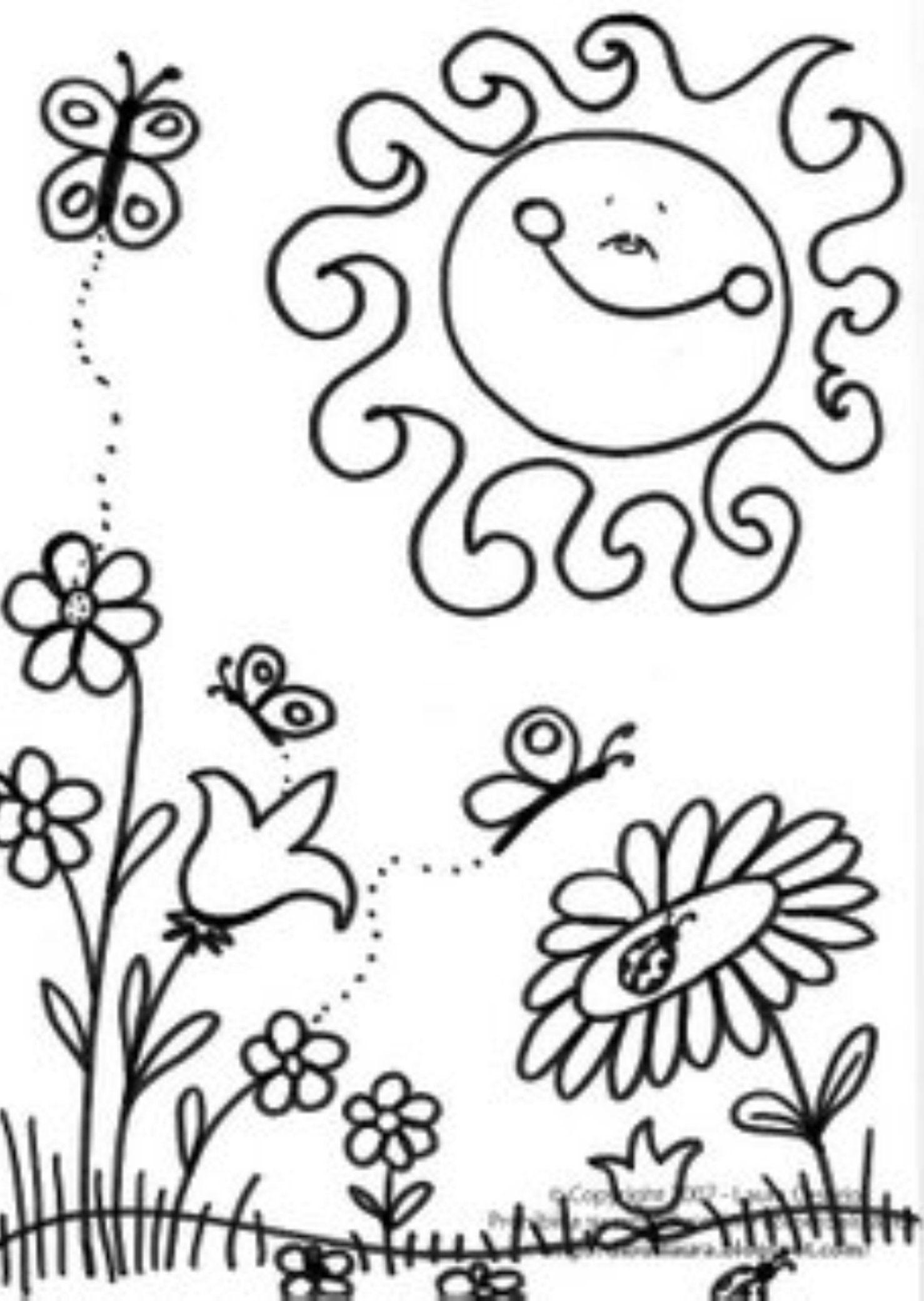 spring break coloring pages spring break coloring pages at getcoloringscom free spring break pages coloring