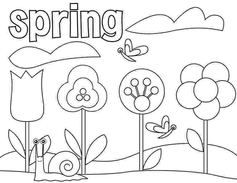 spring coloring pages easter spring coloring pages holiday coloring pages coloring pages spring