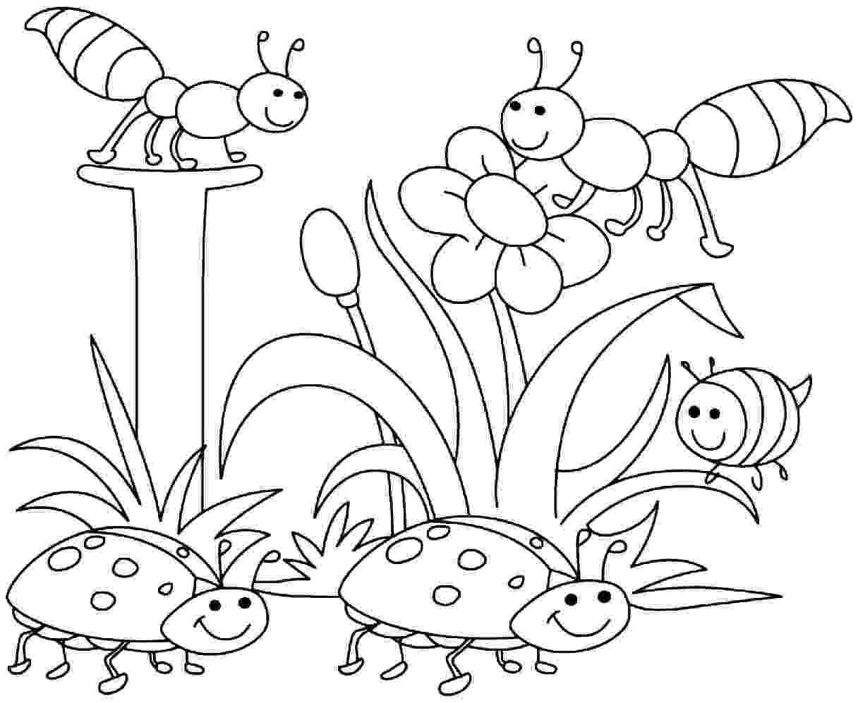 spring coloring pages spring things coloring page crayolacom coloring pages spring
