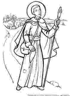 st francis coloring page st francis of assisi coloring pages for catholic kids francis coloring page st 1 1