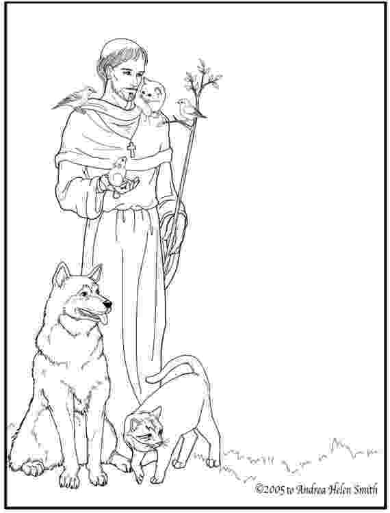 st francis coloring page the pope francis coloring and activity book the holy see page coloring francis st