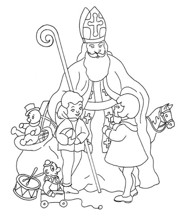 st nicholas coloring page kids n funcom 38 coloring pages of st nicolas nicholas page st coloring