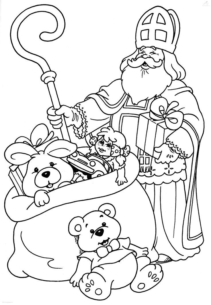 st nicholas coloring page n is for st nicholas saints to color page coloring st nicholas