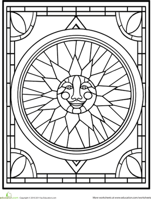 stained glass coloring page expose homelessness fancy stained glass window butterfly glass coloring stained page