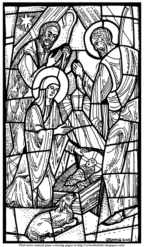 stained glass coloring page poniacze stained glass stained glass page coloring
