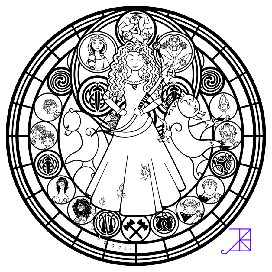 stained glass coloring page song of mu lan march bom celebrating women39s history stained page glass coloring