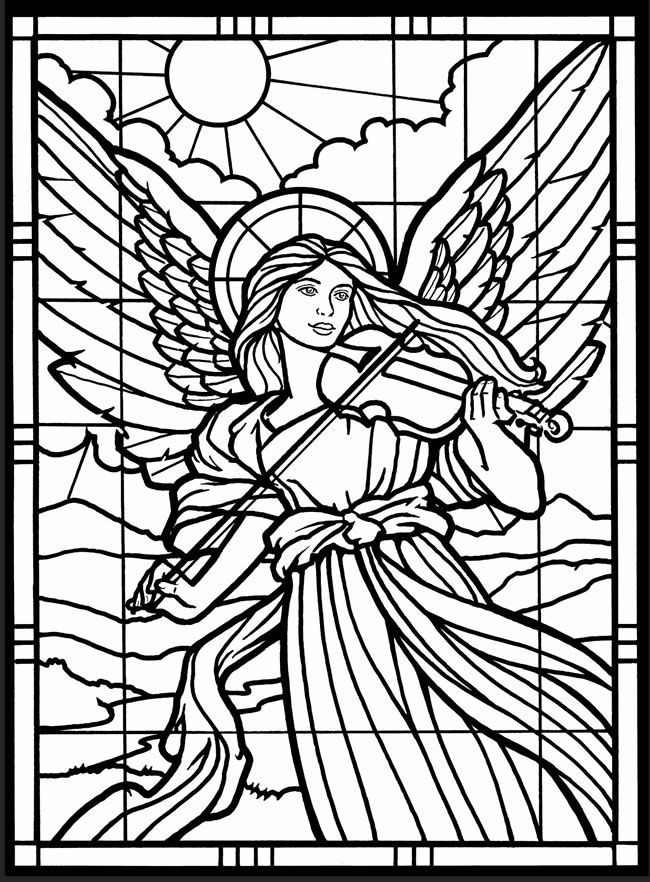 stained glass coloring page stained glass coloring pages coloringpagesabccom coloring glass stained page