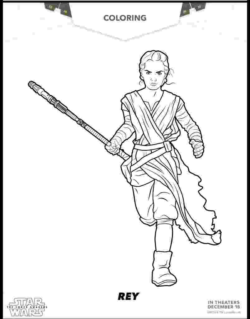 star wars coloring pages to print for free 8 free star wars the force awakens coloring sheets star coloring free to pages wars for print