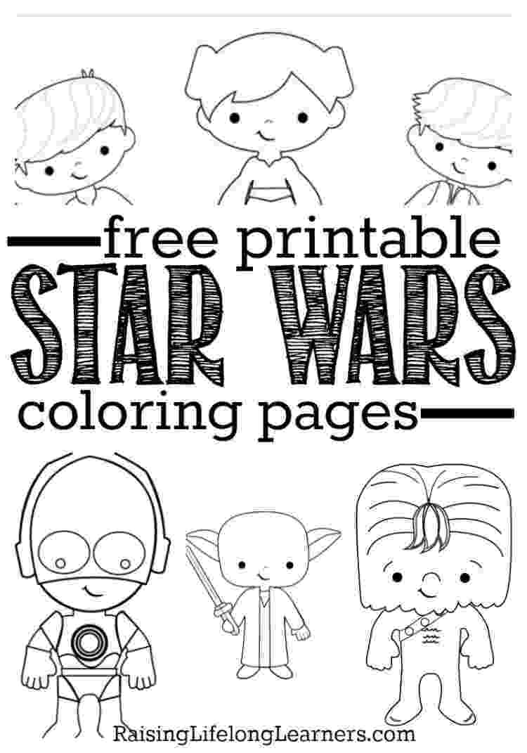 star wars coloring pages to print for free free printable star wars coloring pages for star wars fans star wars coloring to pages for print free