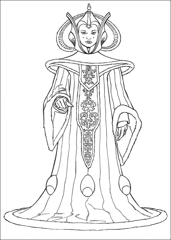 star wars phantom menace coloring pages emperor palpatine gives the order to darth maul coloring wars pages coloring phantom menace star