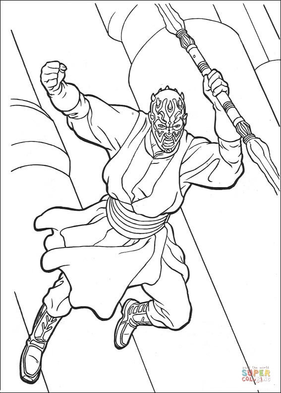 star wars phantom menace coloring pages the phantom menace coloring pages free coloring pages pages coloring star menace wars phantom