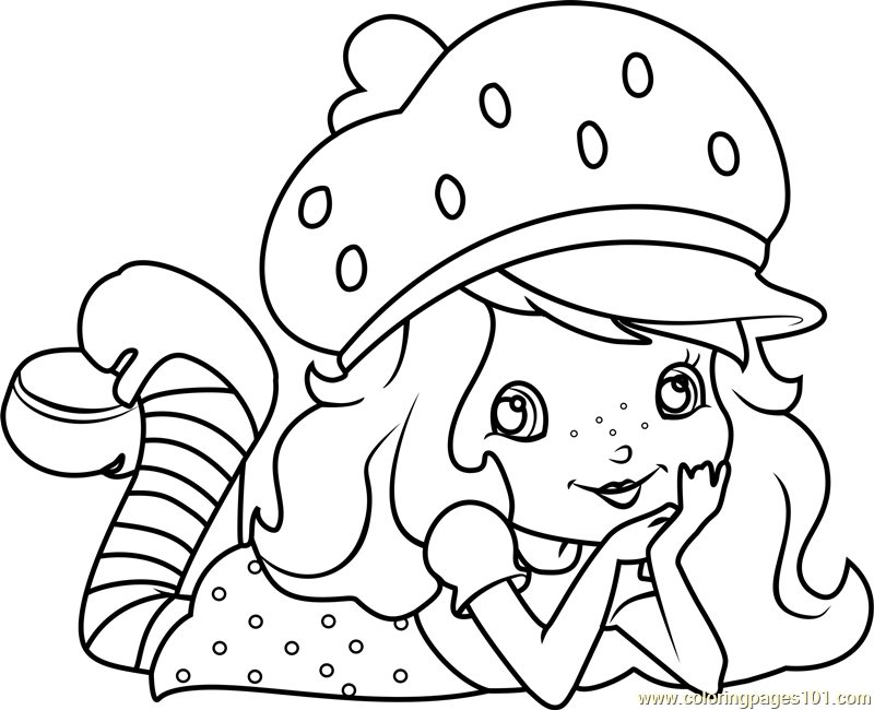 strawberry shortcake characters coloring pages characters from strawberry shortcake coloring pages free shortcake characters pages coloring strawberry